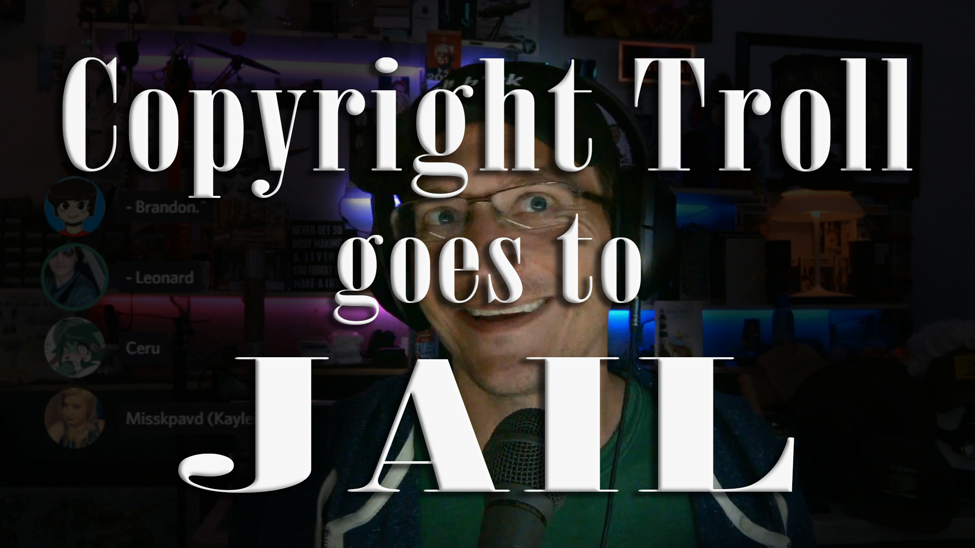 Prenda Law Copyright Trolls Are Going To Jail Lawful Masses